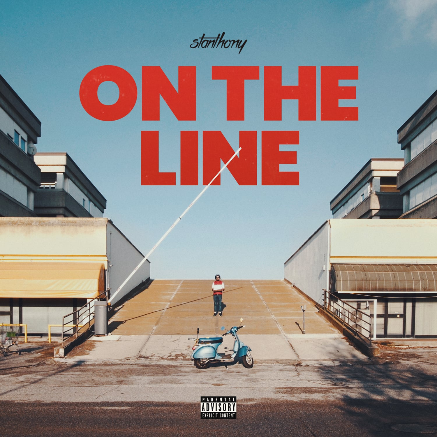 stanthony-music-on-the-line-album-cover